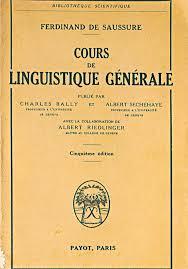 Ferdinand de Saussure - Foto